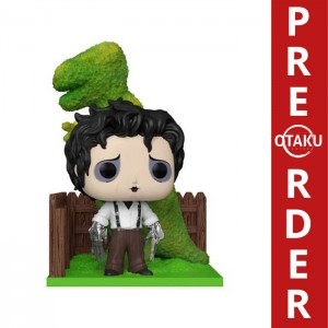 Funko Pop! Eduardo Manostijeras POP! Deluxe - Edward & Dino Hedge