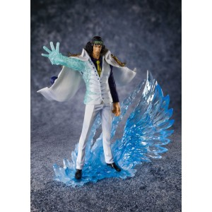 One Piece FiguartsZERO -The Three Admirals- Kuzan (Aokiji)