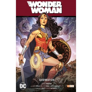 WONDER WOMAN VOL. 04: GODWATCH (WW SAGA - RENACIMIENTO PARTE 4)