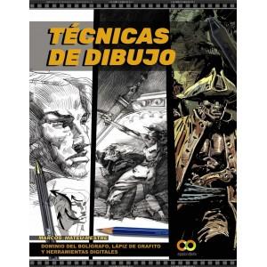 TECNICAS DE DIBUJO. DOMINIO DEL BOLIGRAFO, LAPIZ DE GRAFITO Y HERRAMIENTAS DIGITALES.
