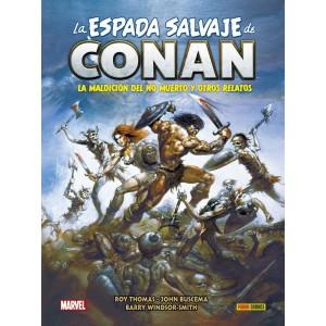 Biblioteca Conan. La Espada Salvaje de Conan 02