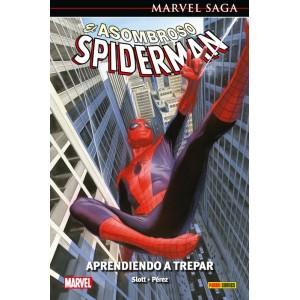 Marvel Saga nº 103. El Asombroso Spiderman 45: Aprendiendo a trepar