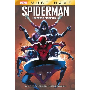 Marvel Must-Have. Spiderman: Universo Spiderman