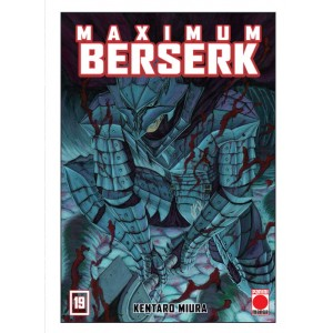 Berserk Maximum nº 19