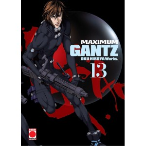 Gantz Maximum nº 13