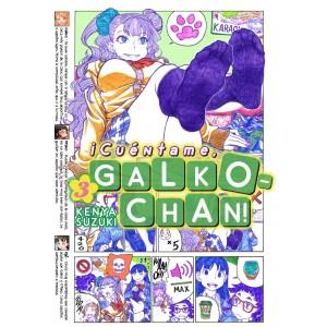 ¡Cuéntame, Galko-chan! nº 03