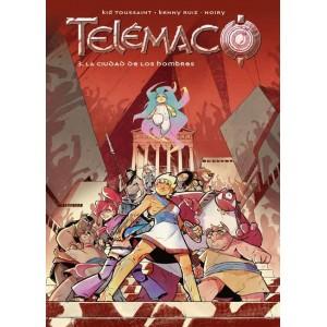 Telemaco 03. La Ciudad de los Hombres