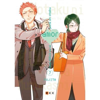 Qué difícil es el amor para un otaku nº 07