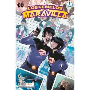 Los Gemelos Maravilla Num. 03 (De 03)
