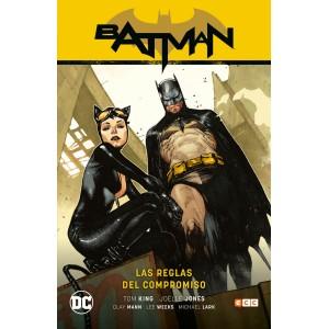 BATMAN VOL. 07: REGLAS DE COMPROMISO (BATMAN SAGA - CAMINO AL ALTAR PARTE 1)