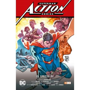 SUPERMAN: ACTION COMICS VOL. 03: EL EFECTO OZ (SUPERMAN SAGA - RENACIDO PARTE 4)