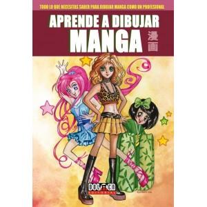 Aprende a Dibujar Manga nº 04: Dibuja el mejor manga shoujo