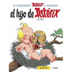 ASTERIX 27: EL HIJO DE ASTERIX