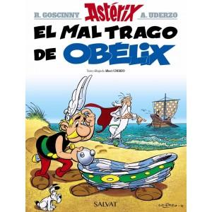ASTERIX 30: EL MAL TRAGO DE OBELIX