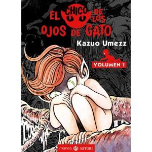 EL CHICO DE LOS OJOS DE GATO nº 01