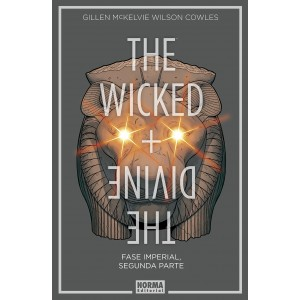 The Wicked + The Divine nº 06. Fase imperial, segunda parte