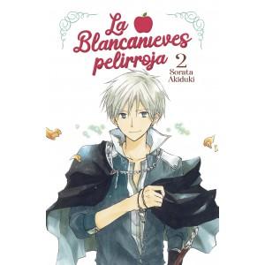 La Blancanieves Pelirroja nº 02