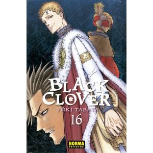 Black Clover nº 16