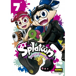 Splatoon nº 07