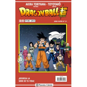 Dragon Ball Serie Roja nº 242