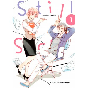 STILL SICK nº 01
