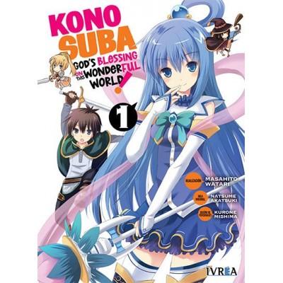 Konosuba nº 01