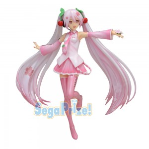 Vocaloid - Sakura Miku SPM Figure Ver.2