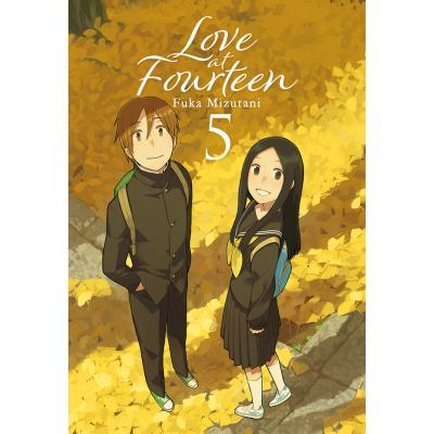 Love at Fourteen nº 05