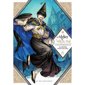 Atelier of Witch Hat nº 06 - Edición Especial-