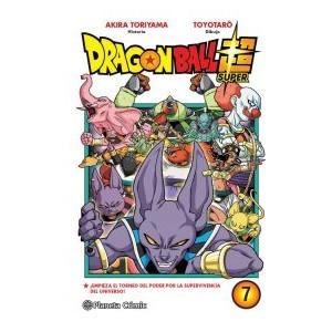 Dragon Ball Super nº 07