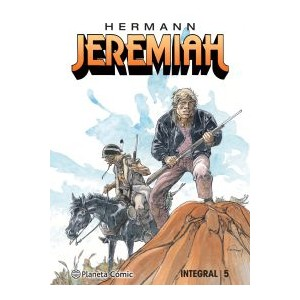 Jeremiah nº 05 Integral