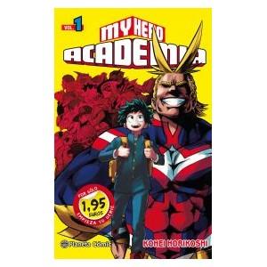 My Hero Academia nº 01 - Oferta -