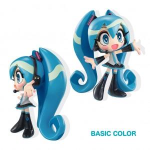 Vocaloid - Hatsune Miku Toonize Basic Color
