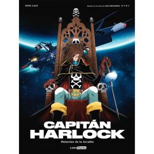 Capitán Harlock. Memorias de la Arcadia nº 01