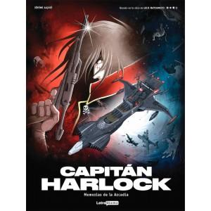 Capitán Harlock. Memorias de la Arcadia nº 02