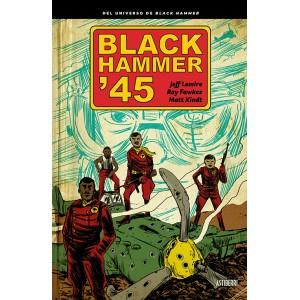 Black Hammer `45