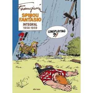Spirou y Fantasio Integral nº 06