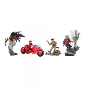 Akira Figura miniQ 5-8 cm Vol. 1 (1 Figura Aleatoria)