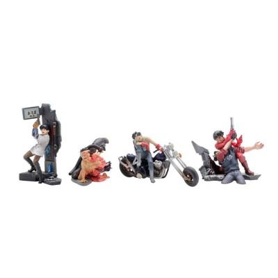 Akira Figura miniQ 5-8 cm Vol. 2 (1 Figura Aleatoria)