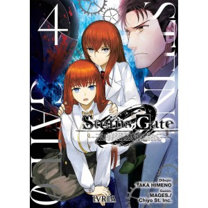 Steins Gate Zero nº 04