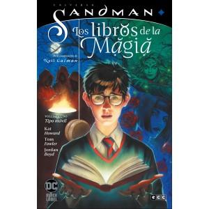 UNIVERSO SANDMAN - LOS LIBROS DE LA MAGIA VOL. 1 - TIPO MÓVIL