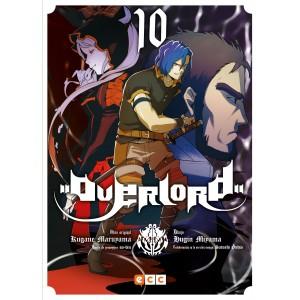 Overlord nº 10 (Portada Provisional)
