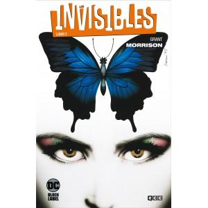Los Invisibles nº 02 (Biblioteca Grant Morrison) (Portada Provisional)