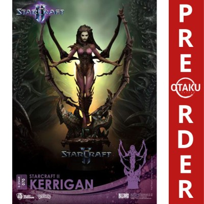 StarCraft II Diorama PVC D-Stage Kerrigan
