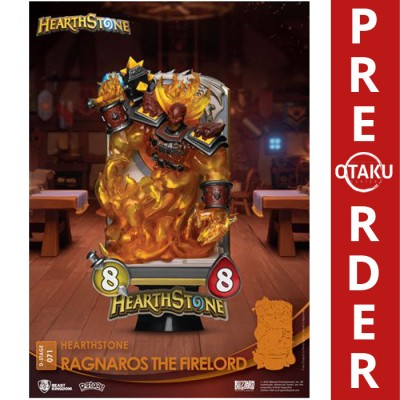 Hearthstone: Heroes of Warcraft Diorama Ragnaros the Firelord