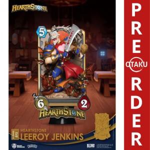 Hearthstone: Heroes of Warcraft Diorama Leeroy Jenkins