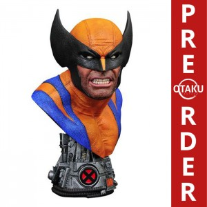 Marvel Comics - Busto Wolverine
