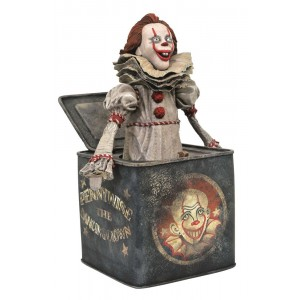 It: Chapter Two Gallery Diorama Pennywise in Box