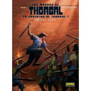 Los Mundos de Thorgal: La Juventud de Thorgal nº 07 -Diente Azul