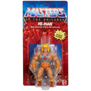 Masters of the Universe Origins - He-Man (Mattel)